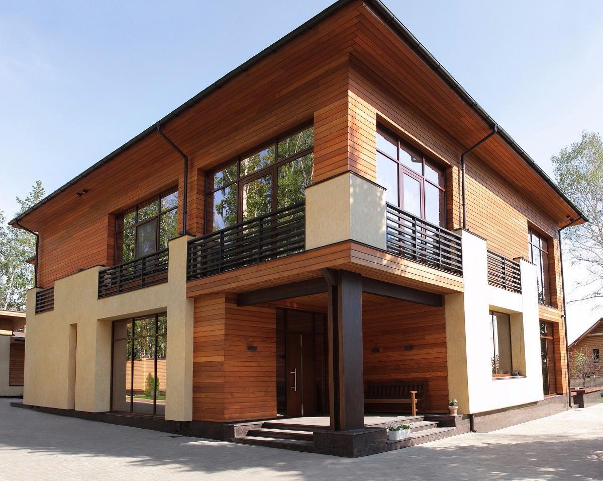 Быстровозводимое строительство каркасных домов ЛСТК в Новороссийске