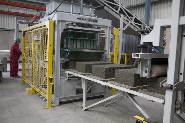 керамзитовый блок производство